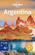 Cover-Bild zu Lonely Planet Argentina von Albiston, Isabel