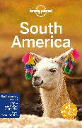 Cover-Bild zu Lonely Planet South America von St Louis, Regis