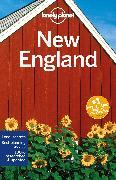 Cover-Bild zu Lonely Planet New England von Walker, Benedict