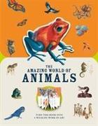 Cover-Bild zu Paperscapes: The Amazing World of Animals von Butterfield, Moira