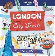 Cover-Bild zu City Trails - London von Butterfield, Moira