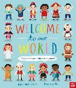 Cover-Bild zu Welcome to Our World: A Celebration of Children Everywhere! von Butterfield, Moira