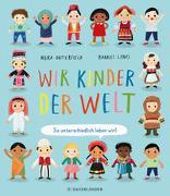 Cover-Bild zu Wir Kinder der Welt von Butterfield, Moira