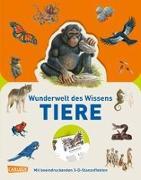 Cover-Bild zu Wunderwelt des Wissens - Tiere von Butterfield, Moira