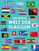 Cover-Bild zu Die bunte Welt der Flaggen von Butterfield, Moira