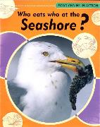 Cover-Bild zu Who Eats Who At The Seashore von Butterfield, Moira