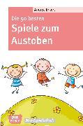 Cover-Bild zu Die 50 besten Spiele zum Austoben - eBook (eBook) von Erkert, Andrea