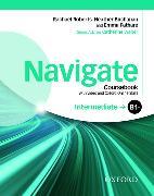 Cover-Bild zu Navigate: Intermediate B1+: Coursebook with DVD and Oxford Online Skills Program