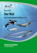 Cover-Bild zu Der Wal von Hasler, Mara