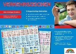 Cover-Bild zu Verkehrszeichen - Aktuelle Übersicht für den Führerschein der wichtigsten Verkehrszeichen, Gefahrenzeichen etc. im Straßenverkehr - ideal zur theoretischen Führerscheinprüfung von Markt+Technik Verlag GmbH
