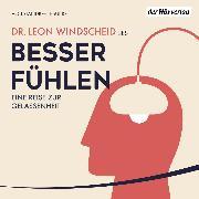 Cover-Bild zu Besser fühlen (Audio Download) von Windscheid, Leon