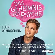 Cover-Bild zu Das Geheimnis der Psyche (Audio Download) von Windscheid, Leon