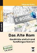 Cover-Bild zu Das Alte Rom (eBook) von Barsch, Sebastian