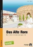 Cover-Bild zu Das Alte Rom von Barsch, Sebastian