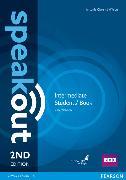 Cover-Bild zu Speakout 2nd Edition Intermediate Coursebook with DVD Rom von Clare, Antonia