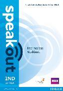 Cover-Bild zu Speakout 2nd Edition Intermediate Workbook without Key von Dimond-Bayer, Stephanie
