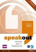 Cover-Bild zu Speakout Advanced Teacher's Book von Williams, Damian
