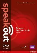Cover-Bild zu Speakout Elementary 2nd Edtion Flexi Coursebook 2 Pack von Eales, Frances