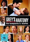 Cover-Bild zu Grey's Anatomy - 5. Staffel von Horton, Peter (Reg.)