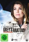 Cover-Bild zu Grey's Anatomy - 12. Staffel von Corn, Rob (Reg.)