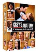 Cover-Bild zu Grey's Anatomy - Saison 5 von Horton, Peter (Reg.)