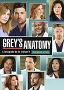 Cover-Bild zu Grey's Anatomy - Saison 9 von Verica, Tom (Reg.)