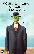 Cover-Bild zu Collected works of Søren Kierkegaard. Illustrated (eBook) von Kierkegaard, Søren