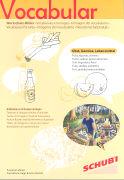 Cover-Bild zu Vocabular - Obst, Gemüse, Lebensmittel von Lehnert, Susanne