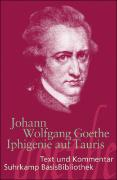 Cover-Bild zu Iphigenie auf Tauris von Goethe, Johann Wolfgang