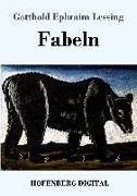 Cover-Bild zu Fabeln (eBook) von Lessing, Gotthold Ephraim