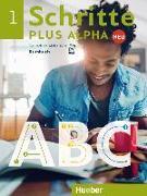 Cover-Bild zu Schritte plus Alpha Neu 1. Kursbuch von Böttinger, Anja