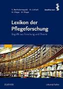 Cover-Bild zu Lexikon der Pflegeforschung von Bartholomeyczik, Sabine