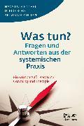 Cover-Bild zu Was tun? Fragen und Antworten aus der systemischen Praxis (eBook) von Schlippe, Arist