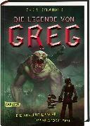 Cover-Bild zu Die Legende von Greg 3: Die absolut epische Turbo-Apokalypse von Rylander, Chris