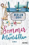 Cover-Bild zu Sommer in Atlantikblau (eBook) von Covi, Miriam