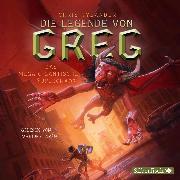 Cover-Bild zu Das mega gigantische Superchaos (Audio Download) von Rylander, Chris