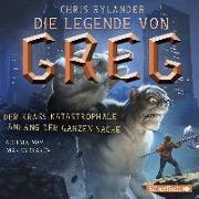 Cover-Bild zu Der krass katastrophale Anfang der ganzen Sache von Rylander, Chris
