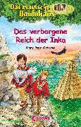 Cover-Bild zu Das magische Baumhaus 58 - Das verborgene Reich der Inka (eBook) von Osborne, Mary Pope