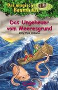 Cover-Bild zu Das magische Baumhaus 37 - Das Ungeheuer vom Meeresgrund von Pope Osborne, Mary
