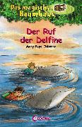 Cover-Bild zu Das magische Baumhaus 9 - Der Ruf der Delfine (eBook) von Osborne, Mary Pope