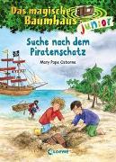 Cover-Bild zu Das magische Baumhaus junior 4 - Suche nach dem Piratenschatz von Pope Osborne, Mary