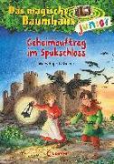 Cover-Bild zu Das magische Baumhaus junior (Band 27) - Geheimauftrag im Spukschloss von Pope Osborne, Mary
