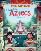 Cover-Bild zu A Day with the Aztecs von Olivieri, Jacopo