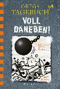 Cover-Bild zu Gregs Tagebuch 14 - Voll daneben! (eBook) von Kinney, Jeff