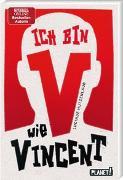 Cover-Bild zu Ich bin V wie Vincent von Hutzenlaub, Lucinde