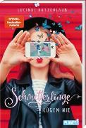 Cover-Bild zu Schmetterlinge lügen nie von Hutzenlaub, Lucinde