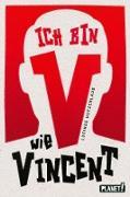 Cover-Bild zu Ich bin V wie Vincent (eBook) von Hutzenlaub, Lucinde