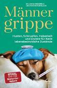 Cover-Bild zu Männergrippe von Hutzenlaub, Lucinde