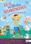 Cover-Bild zu Lillis verflixtes Gedankenchaos von Hutzenlaub, Lucinde