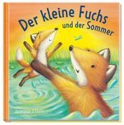Cover-Bild zu Der kleine Fuchs und der Sommer von Elliott, Rebecca